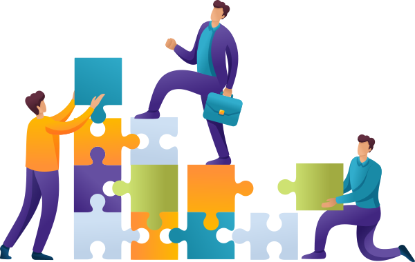 Travail et cohésion d'équipe