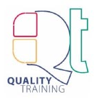 quality training logo